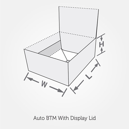 Auto BTM With Display Lid