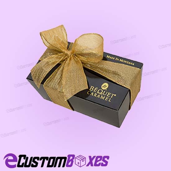 Custom Gold Foil Boxes