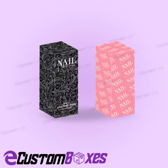 Custom Nail Polish Boxes