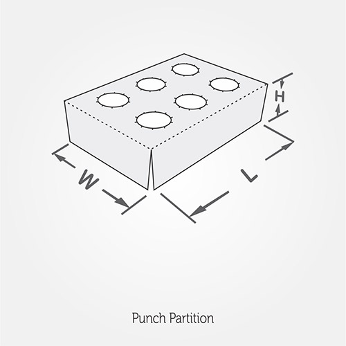 Punch Partition Style