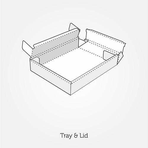 Tray & Lid Style